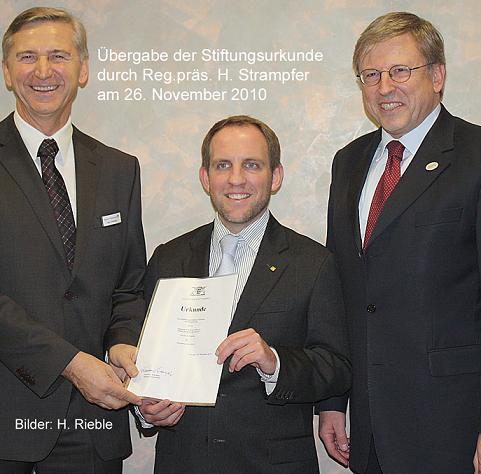 Hagnauer Volksbank Stiftung